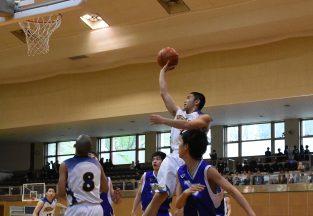 男子バスケットボール新人大会  第3位!