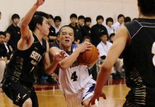 高校総体 バスケットボール男子